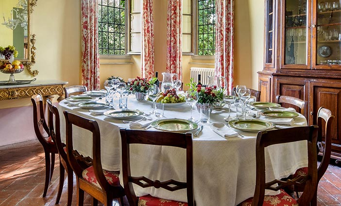 Exclusive Villa in Florence, Tuscany - Services