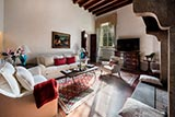 Villa le Colline - Living Rooms