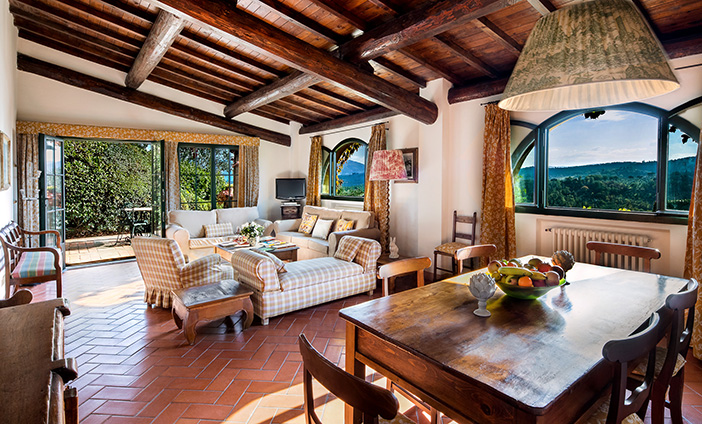 Exclusive Villa in Florence, Tuscany - Guest Apartment