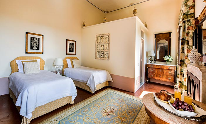 Exclusive Villa in Florence, Tuscany - Rooms