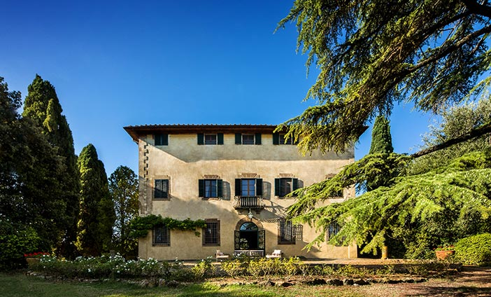 Exclusive Villa in Florence, Tuscany - How to Reach Us