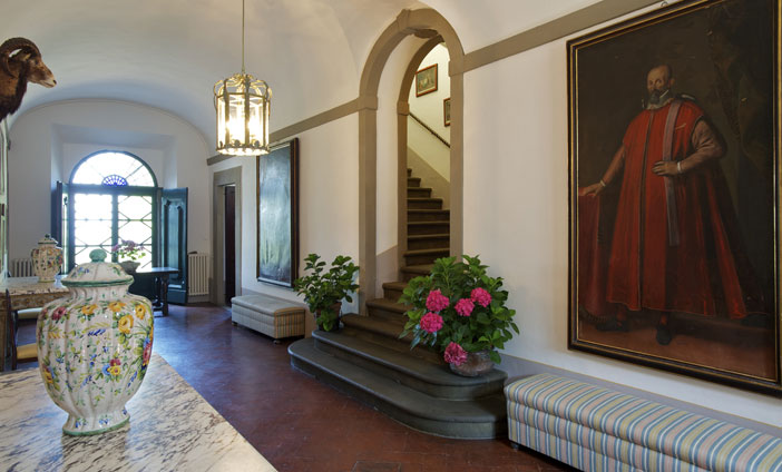 Exclusive Villa in Florence, Tuscany - Contact