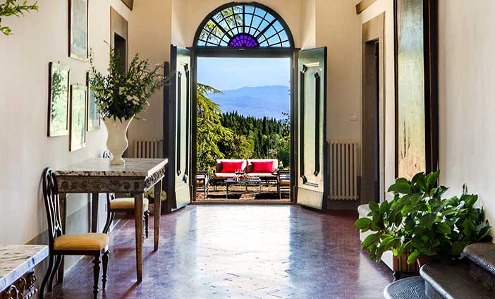 Exclusive Villa in Florence, Tuscany - Rates & Availability Request